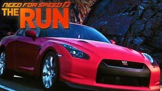 NFS The Run #5 - Through the Mountains