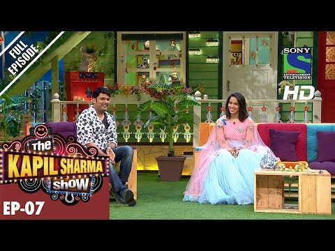 The Kapil Sharma Show - दी कपिल शर्मा शो–Ep-7–Saina Nehwal ka smash –14th May 2016