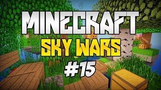 Minecraft: SKY WARS [#15] - Kolejna dawka nowych map!