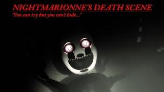 [SFM] FNaF 4 Nightmarionne's Death Scene