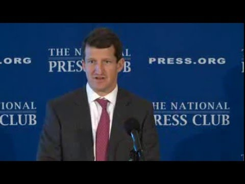 ClearPath Announcement at The National Press Club