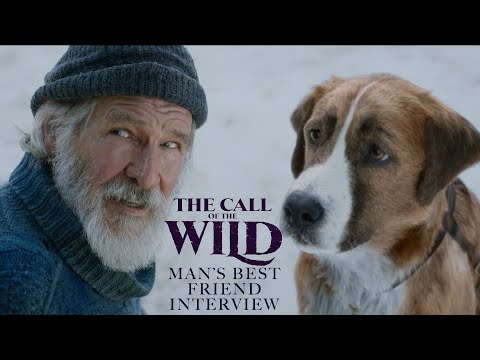 'The Call Of The Wild' Man's Best Friend Interview