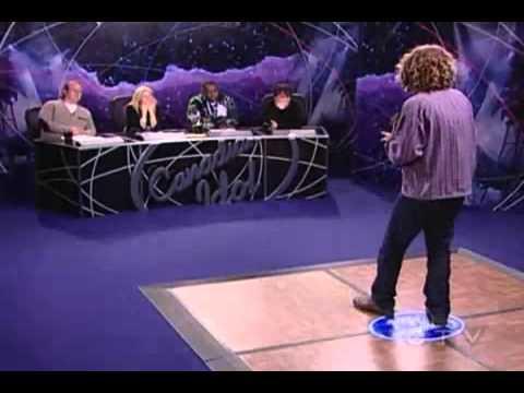 Ben Cliche - Canadian Idol Season 5