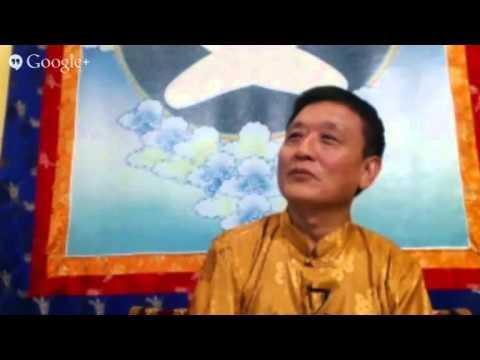 Les 21 Sceaux - Part 1 -  Méditation Dzogchen Dirigée
