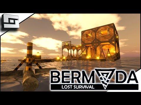 LOST AT SEA! AGAIN! Bermuda Lost Survival Gameplay E1
