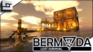 LOST AT SEA! AGAIN! Bermuda Lost Survival Gameplay E1