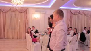 Предложение выйти замуж на свадьбе 10.09.15 arthall.od.ua