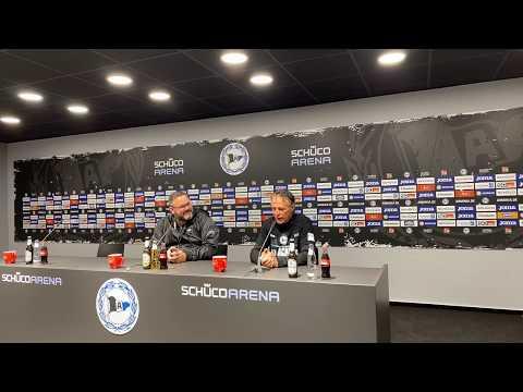 #32 Darmstadt 98: Die Pressekonferenz nach dem Spiel