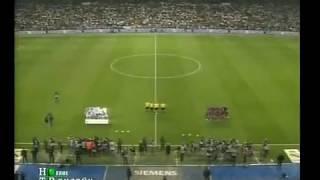 Реал Мадрид-Барселона 0:3 2005/06. Обзор. Роналдиньо.Аплодисменты болельщиков Реала Рони
