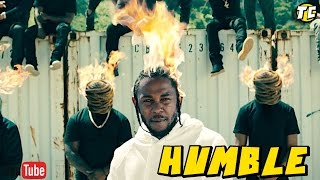 The Truth About Kendrick Lamar's HUMBLE