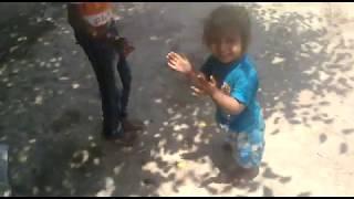 best Village dance bu 3 year boy  MM