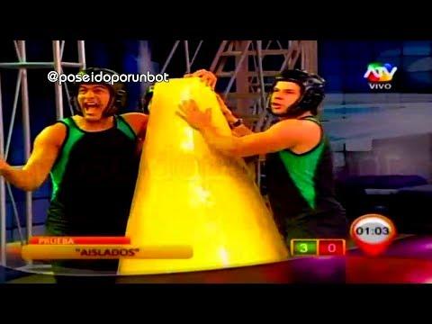COMBATE: Competencia Aislados. Enfrentamiento Por Equipos 03/12/13
