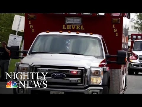 3 Killed, 3 Injured In Shooting At Rite Aid Facility | NBC Nightly News