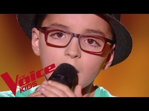 Marie Myriam - L'oiseau et l'enfant | Marius | The Voice Kids France 2018 | Blind Audition