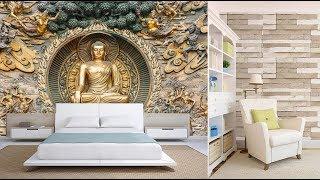 3D Wallpaper Design | Wallpaper Design for Bedroom | Wallpaper Design Images