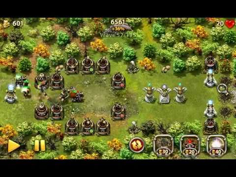Myth Defense: Tower defense game for Android