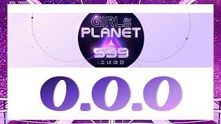 [THAISUB] Girls Planet 999 (걸스플래닛999) - O.O.O (Over&Over&Over) #ไอดอลไทยซับ