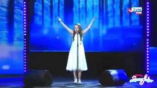 Amira Willighagen - 2015 Sanremo Junior Festival - Guest Appearance - ALL PARTS