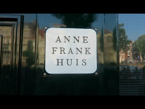ANNE FRANK'S HOUSE   Amsterdam Travel Vlog