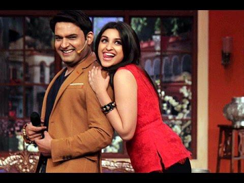 Kapil Sharma Flirting With Actress   Funny Moments