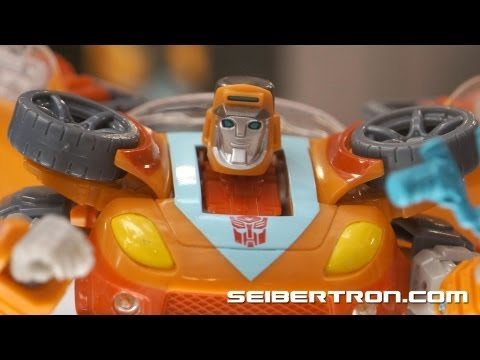 Transformers Generations China Imports Deluxes at SDCC 2012 from Hasbro
