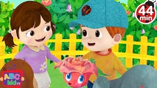 Ring Around the Rosy + More Nursery Rhymes & Kids Songs - CoComelon