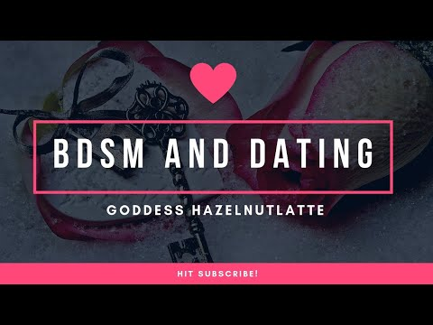 BDSM And Dating