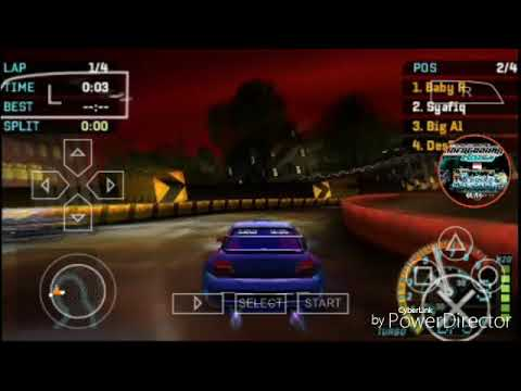 NFS Underground Rivals テイルズ オブ ザ ワールド レディアント マイソロジー3 Indonesia World Series Race 5 Of 7