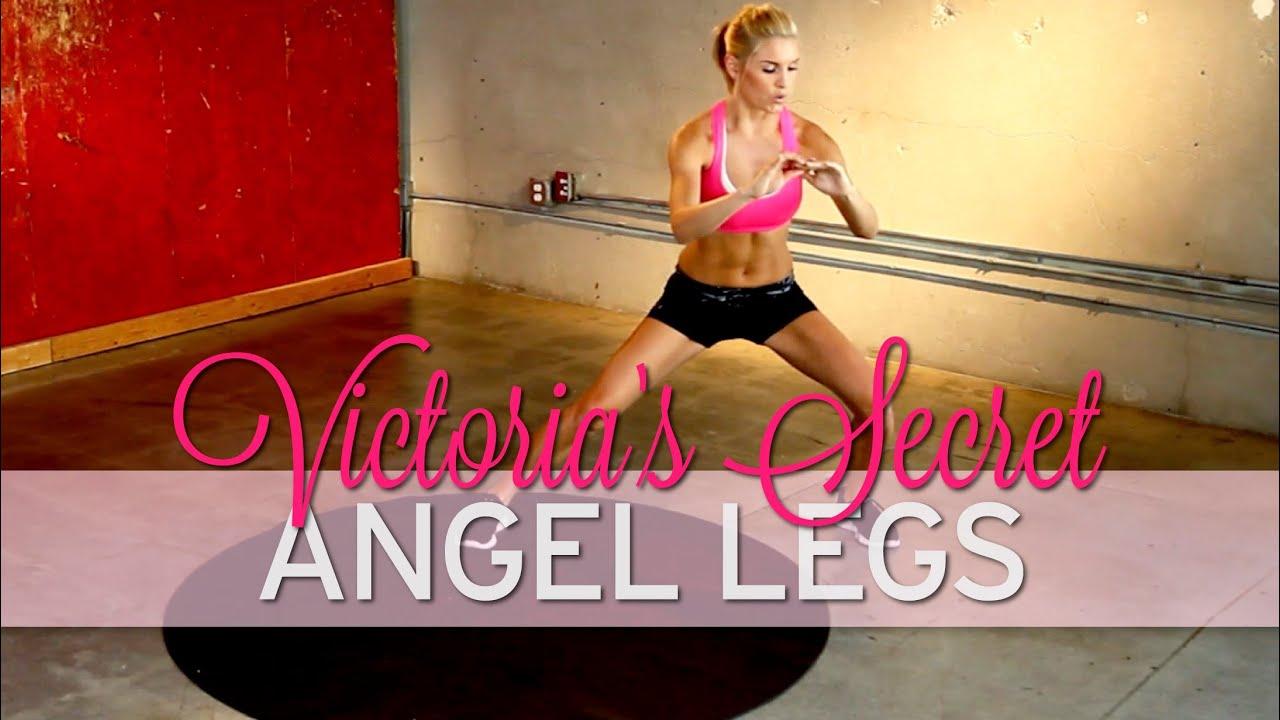 How to Get Legs Like a Victoria's Secret Angel Model #1