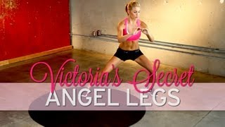 How to Get Legs Like a Victoria