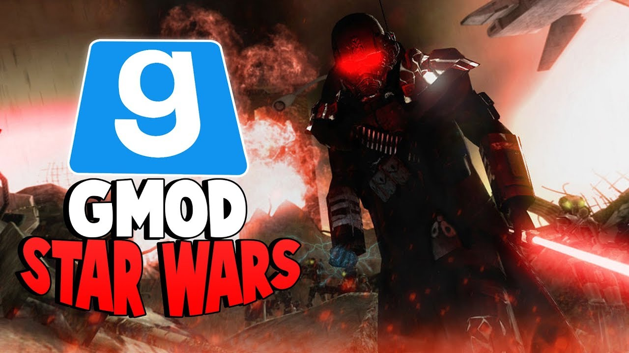 JEDI'S GET INFECTED AND GOES ROGUE - Gmod Star wars RP - (EVERYONE GOT  INFECTED)