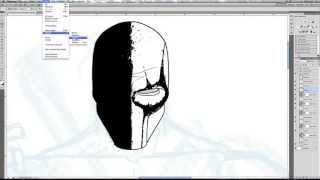 Deathstroke Sketch