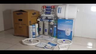Hướng dẫn lắp đặt máy lọc nước ro Pro Watech 5 6 7 8 9 cấp loc