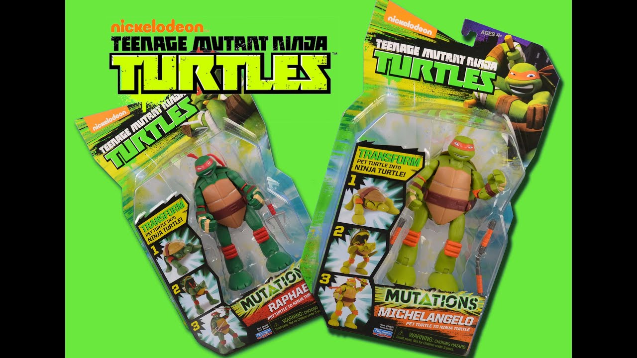 turtles mutations legesæt