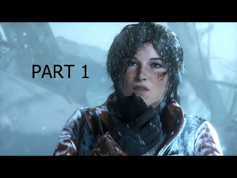 Rise of the Tomb Raider - 20 Year Celebration (Gameplay Walkthrough Part 1)  