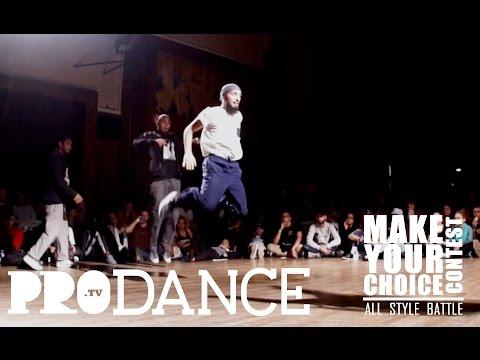 Make Your Choice 2015 - Nasso/Arka/Mofak Vs Manu/Baghdad/Gemini (1/4 Final)