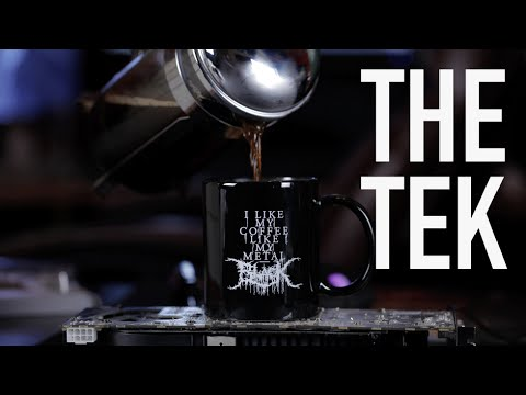 The Tek 0176: What's in that Coffee?