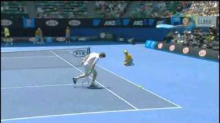 Tennis Between-the-legs shot 960x544 in Australia open.avi