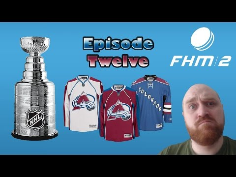 Franchise Hockey Manager 2 - Playoff Time! (Ep 12)