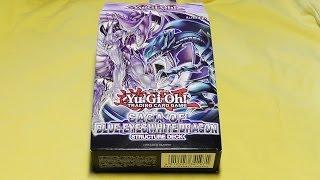 Yu-Gi-Oh! Deck Saga Of The Blue Eyes White Dragon Opening