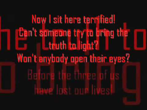 Disturbed - Three Lyrics