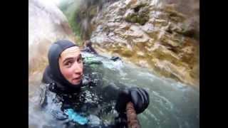 Canyoning Barbaira Thumbnail