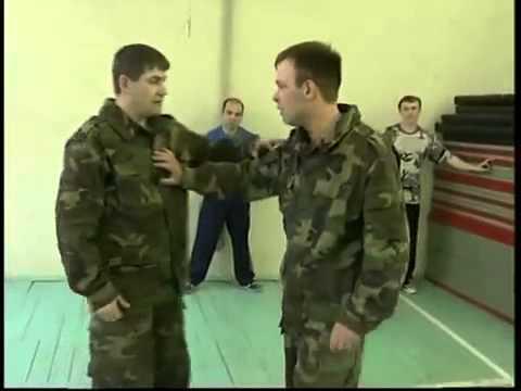 IZVOR Systema :    Russian fighting art  Master Michael Grudev