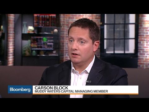 Carson Block Says Snap May Be a Short in the Future