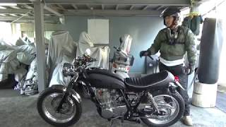 ヤマハsr400最終キャブ:カフェカスタム参考動画