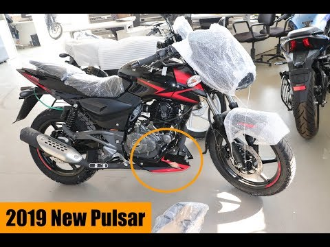 2019 Big Updated Bajaj Pulsar 150 Dual Disk With New Features Price Mileage Hindi