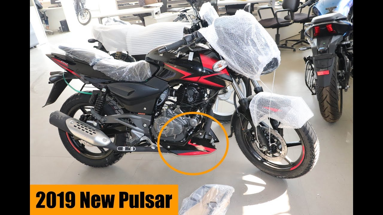 2019 Big Updated Bajaj Pulsar 150 Dual Disk With New Features