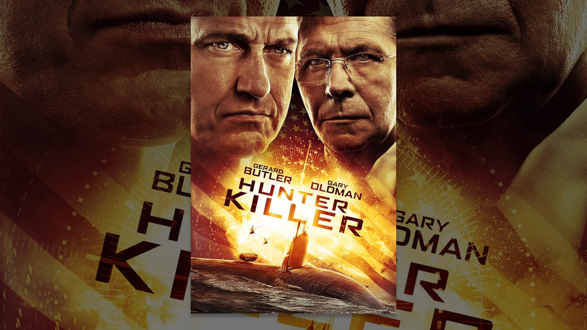 Hunter Killer (I Paid For It)