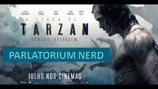 Ainda quero ver A Lenda de Tarzan.