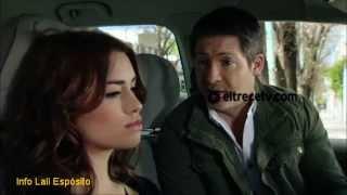 Juan le pega a Dani - Escenas Daniela - cap 150 (Lali Espósito)